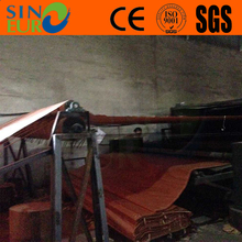 Exact thickness 0.3mm+ Grade A/B/C/D/E natural keruing wood face rotary cut wood veneer