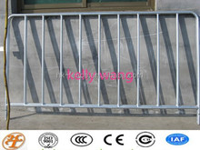 HDG road safety temporary steel barrier Haotian factory