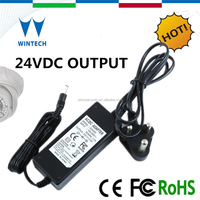 hot sale 24v 2a switching power adapter for router