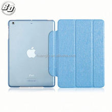 Fashion Ultra thin leather case Leather Case for iPad Air 2