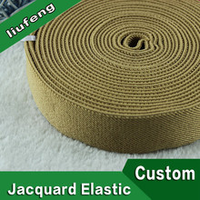 hair elastic band for polyester satin