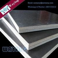 concrete form plywood ties