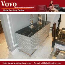 Modern Marble Top Dining Sideboard JM-015