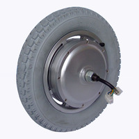 Electric vehicle electric scooter brushless dc hub motor electric wheel hub motor 10inch