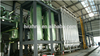 Mini biodiesel plant for used oil recycling plant
