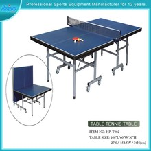 High quality Movable Ping Pong Table for play