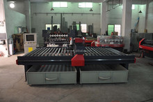 China 1325 cnc metal machine widely used in cutting and engraving