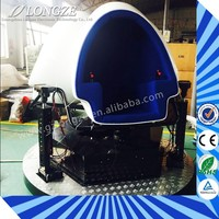 9D Egg VR 3D Glasses 9D Xd Movie Theater Products For Amusement Park Simulator