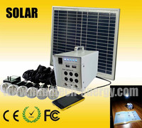 20w solar system/ mini projects solar power systems for home use