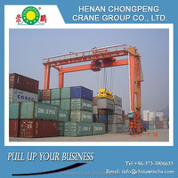 Rail Container Gantry Crane for Sale
