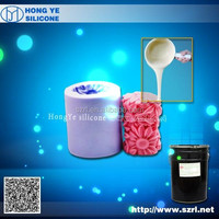 Selling mould making liquid silicone for candle molds