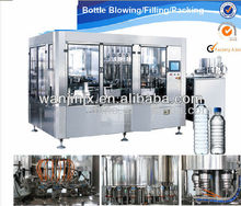 Water Equipment For Sale/Water Filling Machine/Washing Machine/Capping Machine 3 in 1 Water Machine