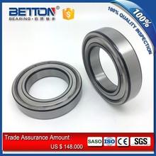 16011 6011zz ball bearing sliding mechanism