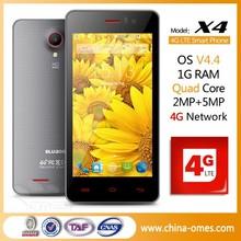 Mtk6582 Android 4.4 OEM pantalla táctil de cuatro núcleos gsm cdma del teléfono móvil
