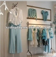 Garment display stand fixture shop fitting