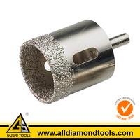 Vacuum Brazed Wet Glass Cutting Diamond Glass Core Drill Bit