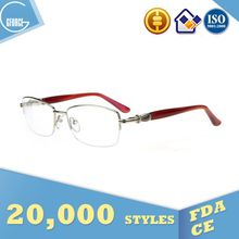 tiffny fashion stainless steel optical frame,stock eyewear