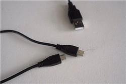 USB Combo Cable USB to Micro & Mini USB