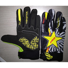 2015 Fashion motorcycle cool racing gloves