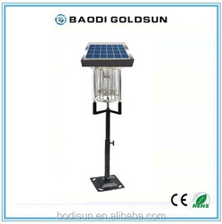 Classical Solar Mosquito Killing Lamp for Garden Yard