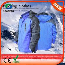 HJ08 7.4v Battery Heated Jacket/Electric heating jacket/heated clothing