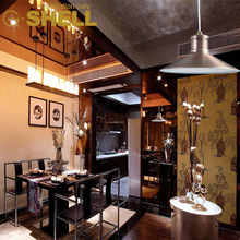 wrought iron italian designer restaurant lighting