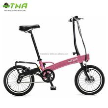 Manufacturer Bike mini electric bicycle folding