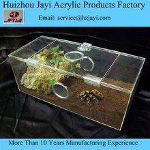 Acrylic Reptile Cages/Pet Cages/Reptile Display Case Wholesale