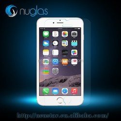 Factory Wholesale Cell Phone Accessory Hot New Products for iPhone 6 Tempered Glass Screen Protector