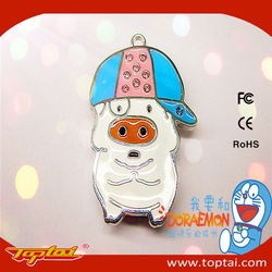 Real Capacity 1-64gb Custom Usb Flash Drive Cartoon Usb,metal cartoon gift usb flash drive,cartoon usb flash driver