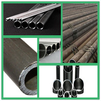 China manufacture of high precision low carbon seamless hydraulic steel pipe