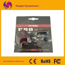 Red LED light bike light bicycl water bike for sale