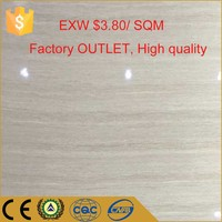 FACTORY PROMOTION cheap 80*80 full polished glazed wooden floor tile sale