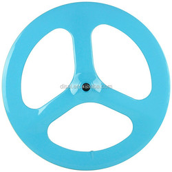 wholesale lightweight 3 spoke wheels factory direct sale road bike tri spoke wheel