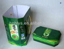 Custom Special Food Packaging Boxes With Rope
