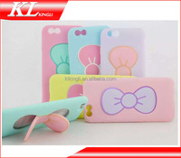 Lady Girl cute Soft TPU Cover Case Christmas gift phone case for iphone samsang xiaomi cover