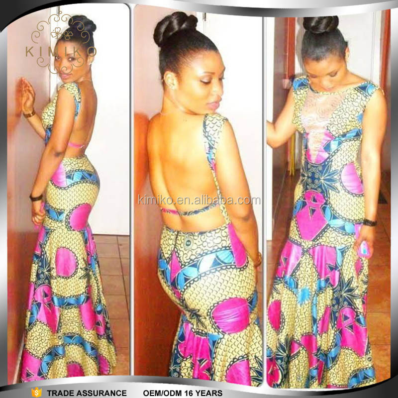 High Quality Dashiki African Evening Dresses Made In China - Buy ...
