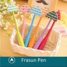 Popular Flexible MOQ Plastic Pen,Color Ball PEn,Flex Pen Brand
