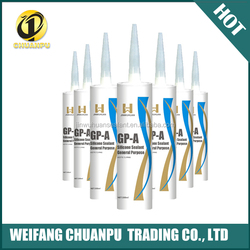 all purpose acetic cure silicone sealant