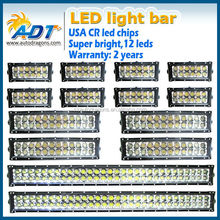 Best cheap price 160w CR.EE led light bar Totron/hanma/OK/Bulldog used led lights bar for trucks car accessories