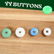 custom bun pattern half ball shank button