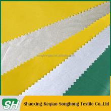 2015 hot selling 170T taffeta silver coated fabric for car cover or umbrella