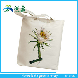 promotional newest cheap canvas tote bags, shopping tote cotton bags, eco bag printing