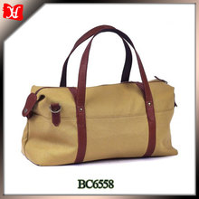canvas duffle bag sports women small travel bag easy one day travel bag
