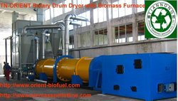 industrial dryer for drying sawdust/woodchips/grass/dregs/fertilizer with CE qualified-Penny
