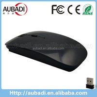 Thin mouse 2.4ghz wireless optical computer mouse for women