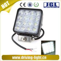 4x4 led work lamp ip67 led headlight for trucks,jeep 48w led lights