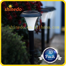 decoration for garden solar led spike light