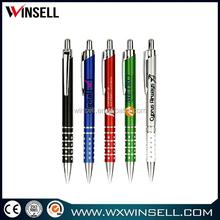 Best bottom price metallic stylus ball pen