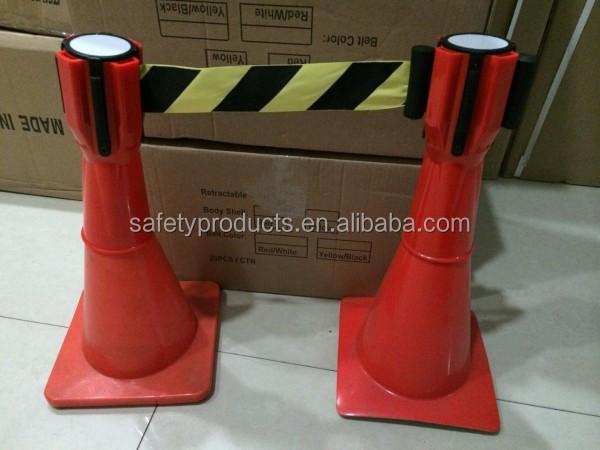 Retractable Cone Topper: Retractable Traffic Cone Topper